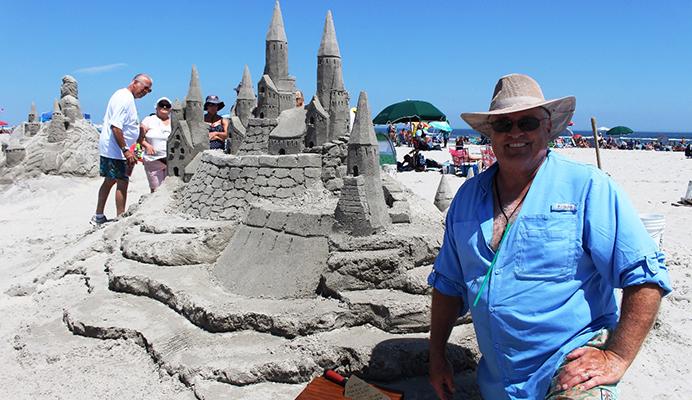 Sandsculpting