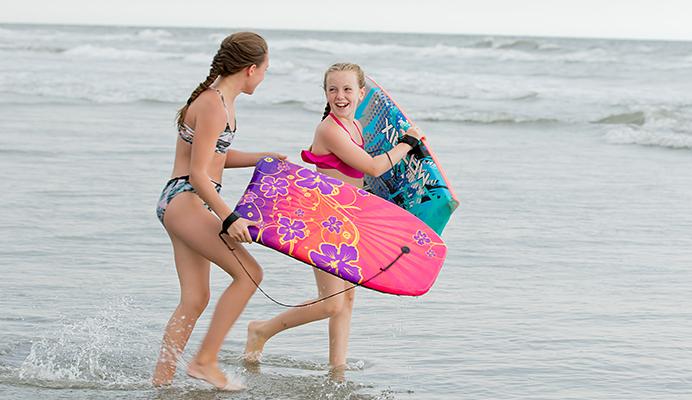 beach boogie