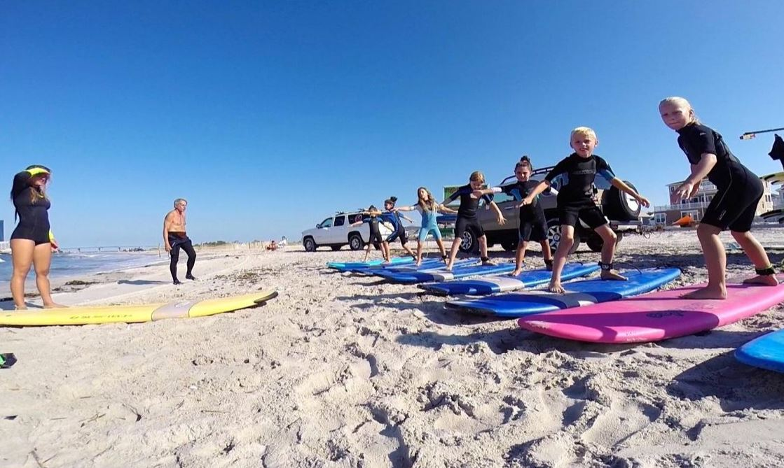 Ocean Outfitters Surf Camp
