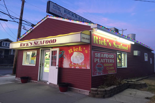 Rick's Seafood
