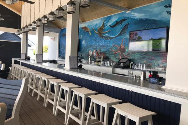 Salty Mermaid Bar & Grille