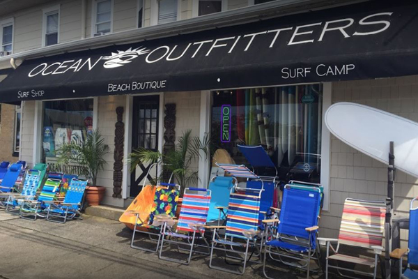 Ocean Outfitters Surf Shop
