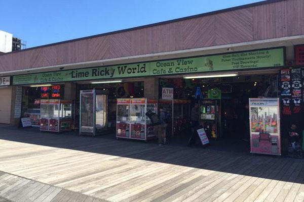 Lime Ricky World