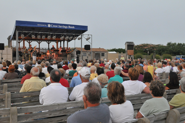 Concerts Under the Stars Series – FREE