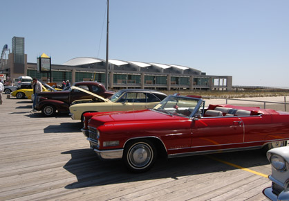 Boardwalk Classic Car Show