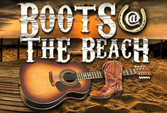 Boots at the Beach Country Music Festival