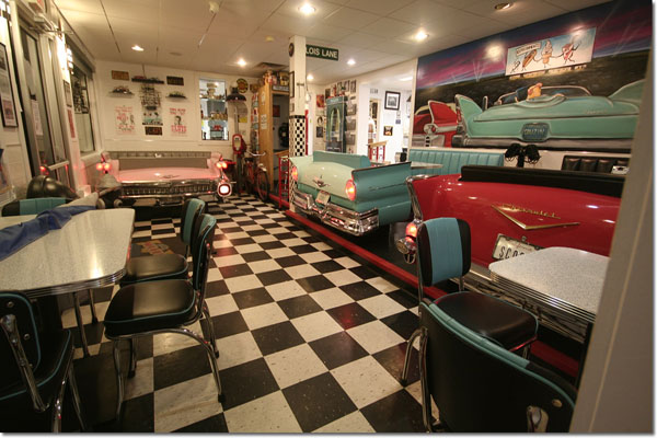 Cool Scoops Ice Cream Parlor