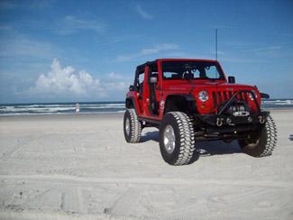 New Jersey Jeep Invasion
