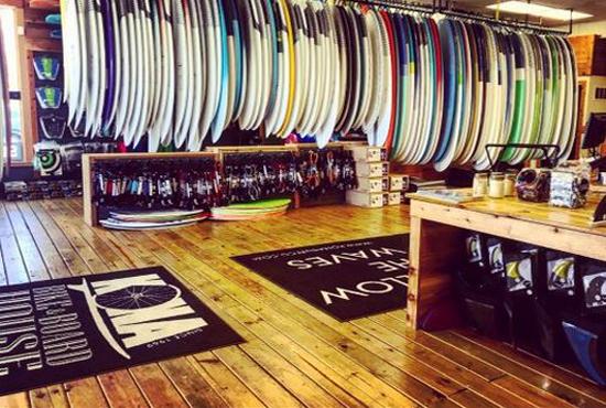 Kona Bike & Board House
