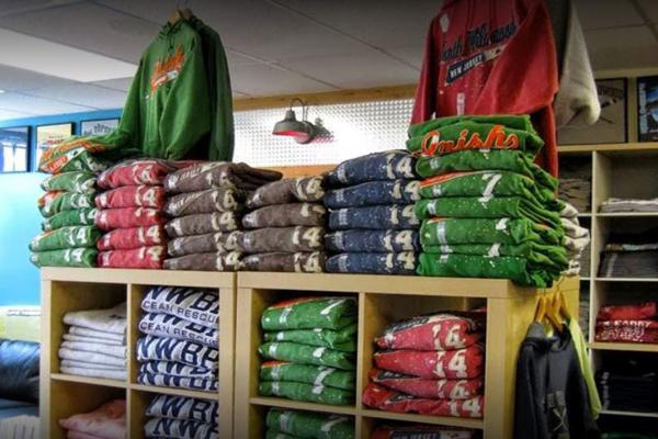 The North Wildwood Shirt Shop