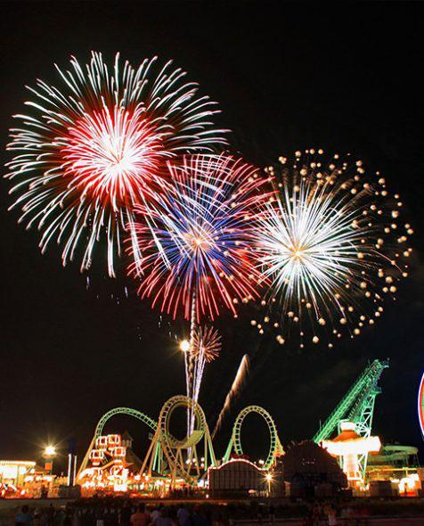 boardwalk fireworks