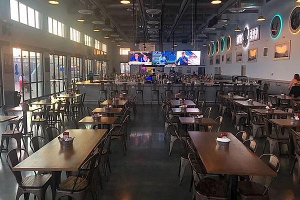 Seaport Pier Bar & Restaurant