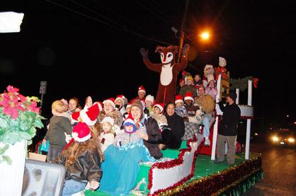 Greater Wildwood Jaycees Christmas Parade