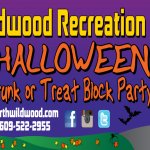 Trunk or Treat Banner North Wildwood