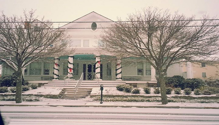 Partners in Preservation Virtual Holiday House Tour