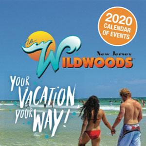 Wildwoods events calendar 2020