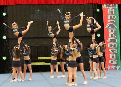 mid atlantic cheerleading championships