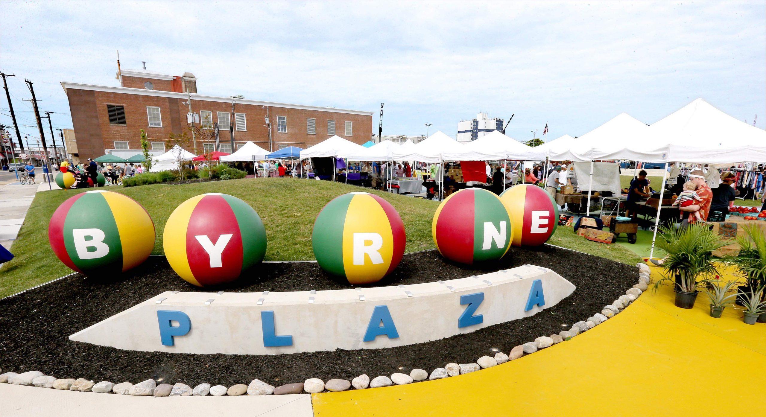 Byrne Plaza scaled