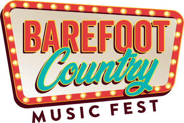 Barefoot Country Music Fest – NEW!