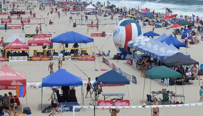 wildwood spring swing great american volleyball tournament postponed 1