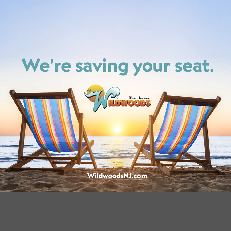 Wildwoods 2020 Ad Campaign Square