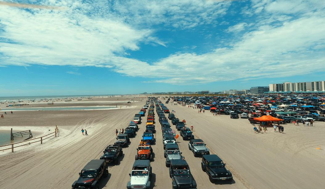 New Jersey Jeep Beach Invasion Postponed Until 2021 The