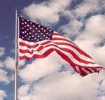 american flag day ceremony