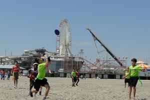 battle on the beach flag football tournament cancelled