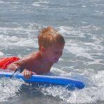 boogie board races