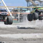monsters on the beach monster truck beach races cancelled 1