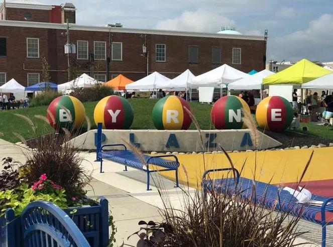 Byrne Plaza BeachBalls web