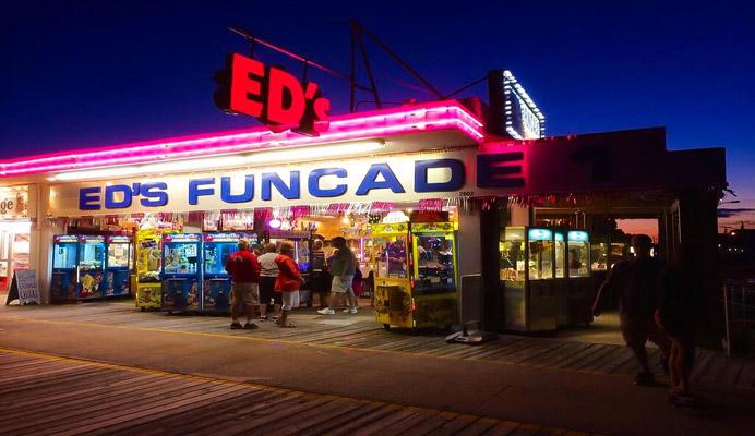 eds funcade boardwalk treasure hunt canceled
