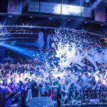 foam n glow worlds largest foam party
