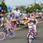 independence day family parade