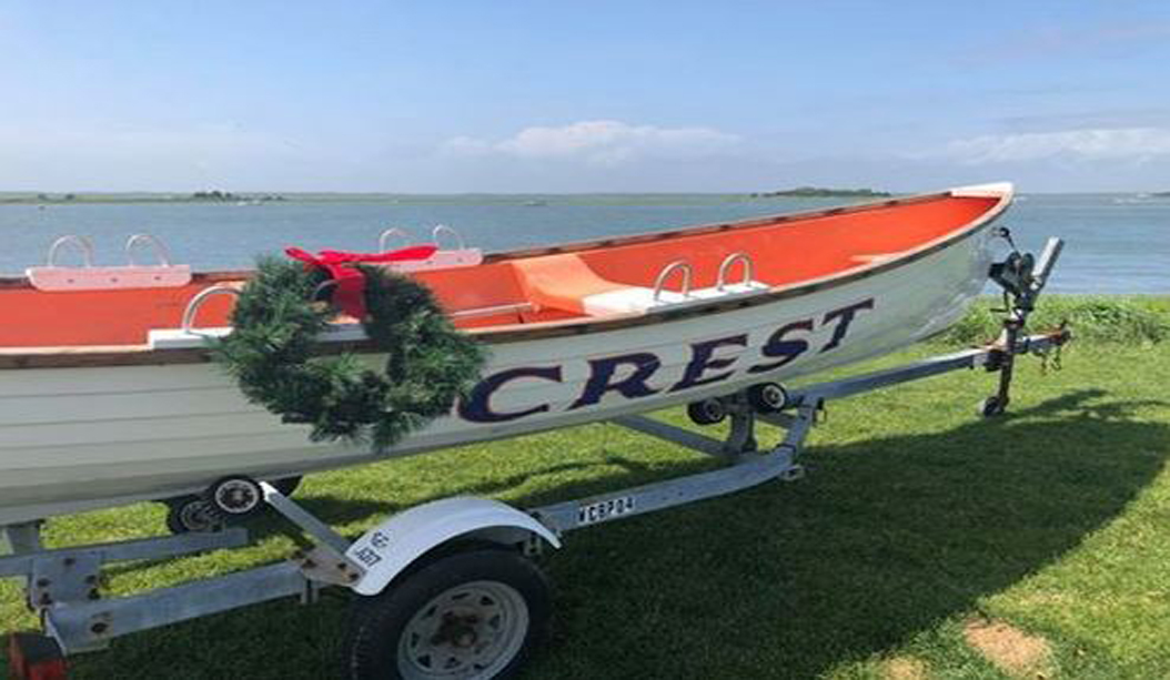 Crest Open On Christmas 2020 Wildwood Crest Christmas in July Festival & Boat Parade cancelled
