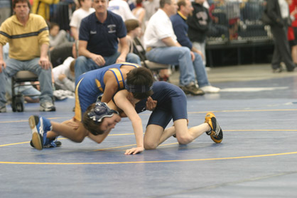 Wildwood National Youth Wrestling Duals-canceled