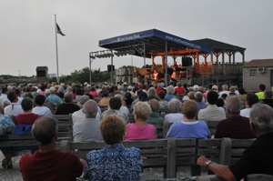 concerts under the stars series extended for two weeks