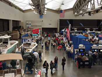 Fishing and Boating Expo – canceled