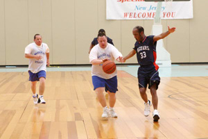 Special Olympics NJ Spring Basketball Finals – canceled
