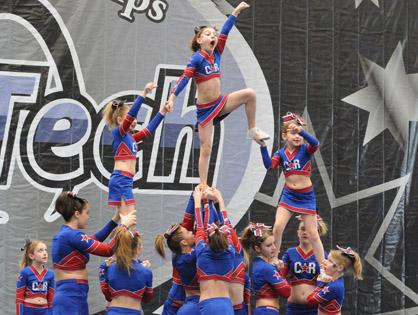 "Spirit Brands ""Titan Championship"" Cheer Competition"