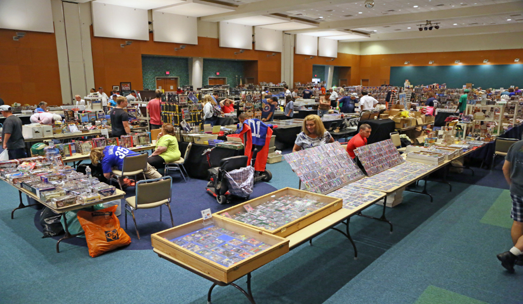 Sports Card, Toys, Comics & Collectibles Show