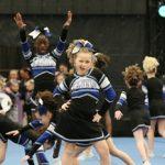 the cheer movement northeast region