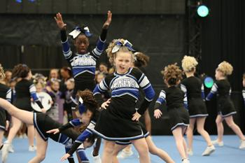"Spirit Brands ""North American Spirit Tournament"" Cheer Competition"