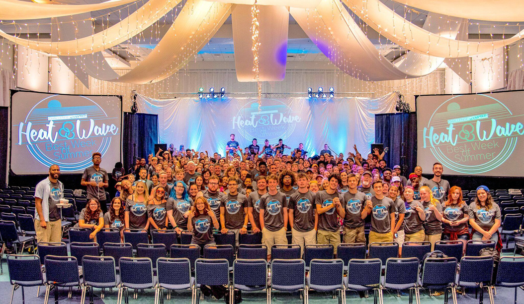 youth for christ heatwave