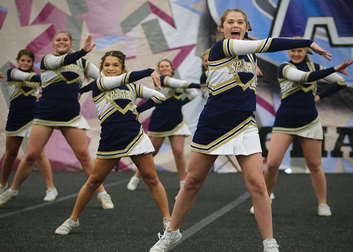 Spirit Brands Cheerleading Festival – canceled