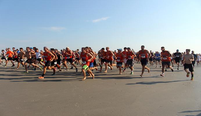 Wildwood Crest 5K Beach Run
