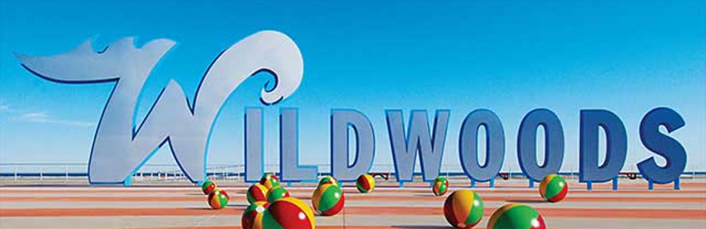 wildwoods sign
