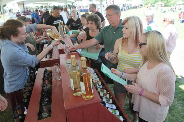 Pour into Summer Wine Festival – New!
