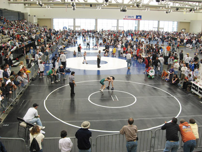 War at the Jersey Shore National Youth Wrestling Tournament