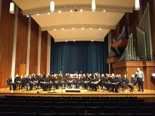 Community Band By The Sea Performance – New!